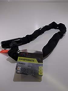 Kryptonite Keeper 785 Integrated Chain Lock: 2.8' (85cm)