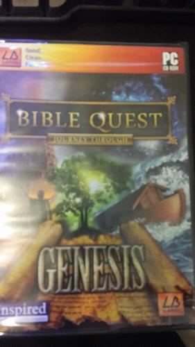 Bible Quest Journey Through Genesis