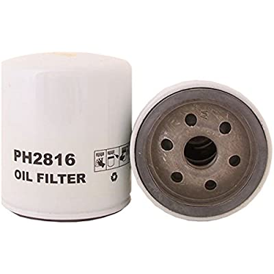 Luber-finer PH2816 White 1 Pack Oil Filter: Automotive