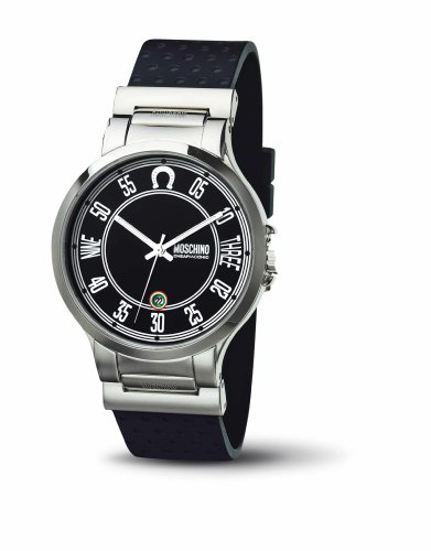Moschino's Men's Let's Watch! watch #MW0059
