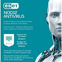 Eset Nod32 Antivirus OEM 2Yr 1-User Sleeve BIL