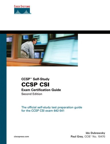 CCSP CSI Exam Certification Guide (2nd Edition)