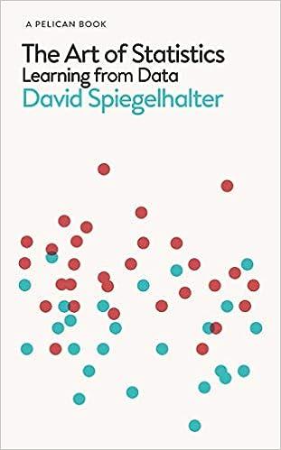 Image result for he Art of Statistics