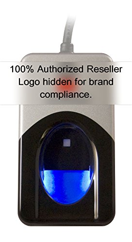 Employee Time Clock Software and Fingerprint Scanner, Time Attendance Tracker, Unlimited User Profiles, No Monthly Fees, Incl. Support and Updates, Digital 4500 Series Scanner, TimeDrop by LotHill by LotHill Solutions, LLC (Image #1)