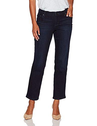 Lee Jeans Waist Comfort (LEE Women's Relaxed Fit Straight Leg Jean, Niagara, 18 Short Petite)