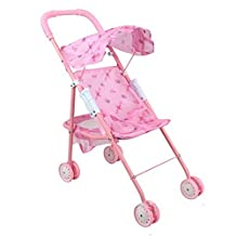 Umbrella Stroller for Girls Doll Stroller