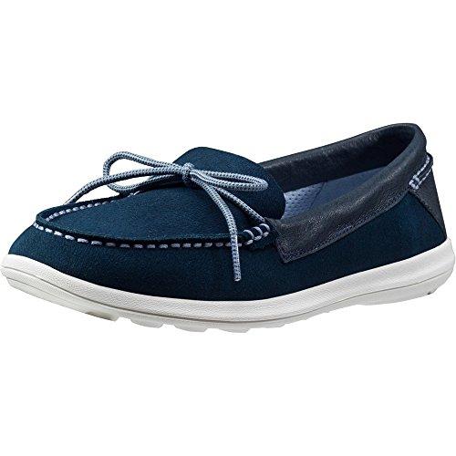 eastbay cheap online buy cheap view Helly Hansen Women's Faerder Deck Boat Shoes Blue (Navy/Dusty Blue/Magenta/Off White) nL1r5