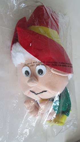 Keebler Ernie the Elf Plush Hand Puppet (15 Inch) (Ernie The Elf)