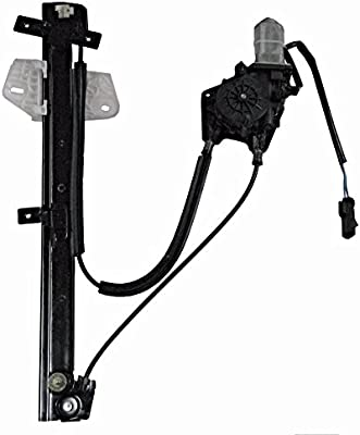 00-05 Dodge Neon Front Passenger Door Window Regulator With Motor