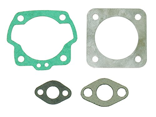 Outlaw Racing OR3881 Top End Gasket Set KFX50 2003-2006 LT50 QuadRunner 1984-'87 Kit