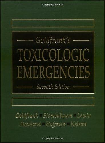Goldfranks toxicologic emergencies 0639785333685 medicine goldfranks toxicologic emergencies 7th edition fandeluxe Image collections