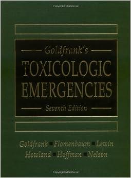 Goldfranks toxicologic emergencies 0639785333685 medicine goldfranks toxicologic emergencies fandeluxe Image collections