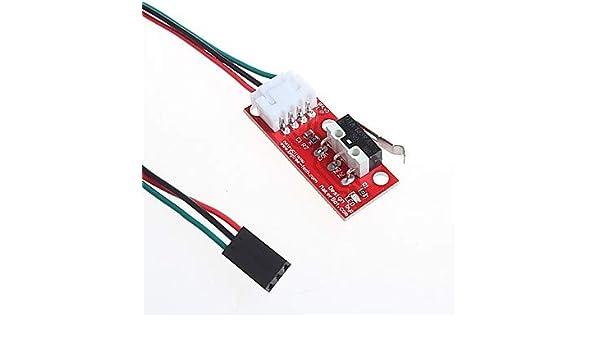 Module & Accessory para Arduino Kits, Finales de Carrera mecánicos ...
