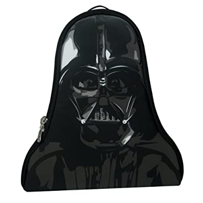 Star Wars ZipBin Darth Vader Soft Sided Toy Storage and Carry Case