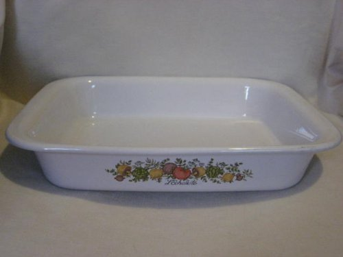 """Vintage Corning Ware """" Spice Of Life """" L"""