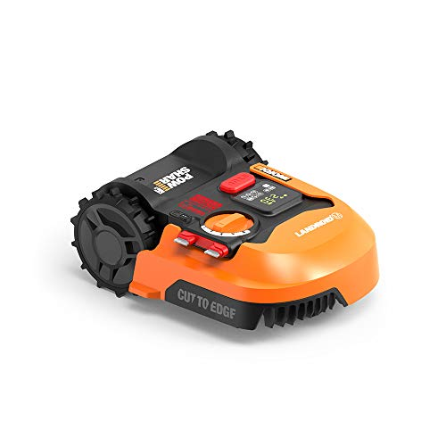 WORX WR140 Landroid M 20V Robotic Lawn Mower,Orange