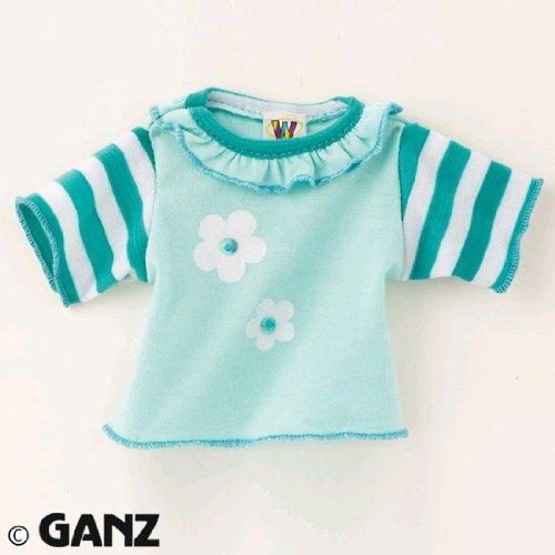 - Webkinz Blue Floral Dress