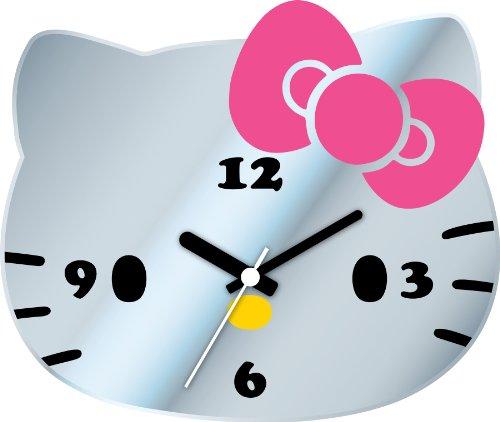 Hello Kitty HKC537 Wall Clock