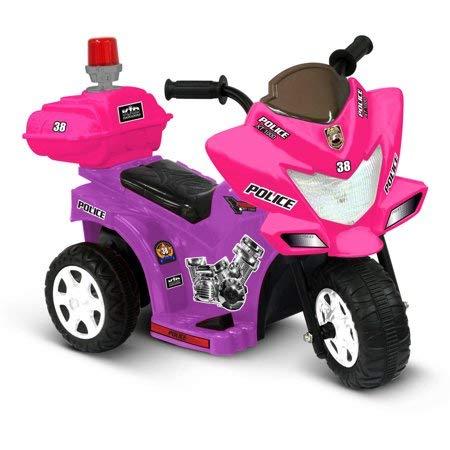 lil patrol 6v purple and pink - 7
