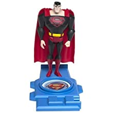 "Justice League 4 3/4"" Action Figure: Superman in Black with Red Outfit"