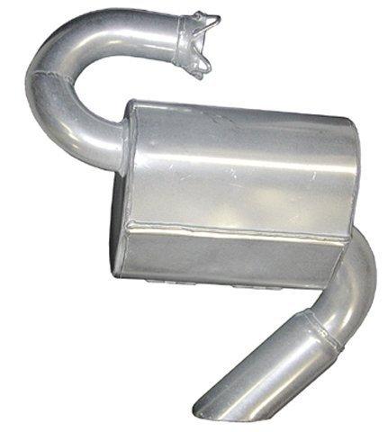 Lightweight Silencers Slp - Slp Lightweight Silencers Pol 600 Edge by SLP
