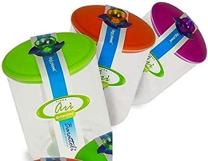 Multicolore Digi Plast Barattoli 1 kg