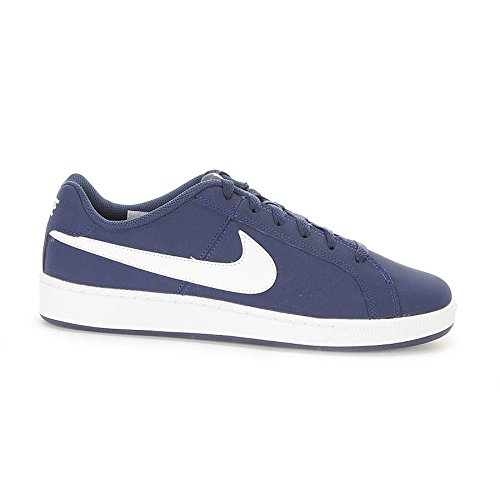 Nike Herren Court Royale Nubuck Tennisschuhe, Blau (Midnight Navy/White), 43 EU