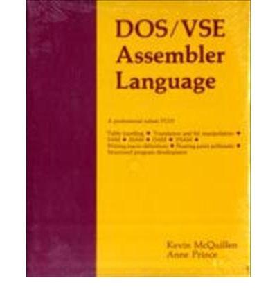 Dos/VSE Assembler Language by Brand: Mike Murach n Associates Inc