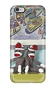 New Arrival Colorful Kid8217s Bedroom With Playful Accents ZyQmMjv13083mgnnk Case Cover/ 6 Plus Iphone Case