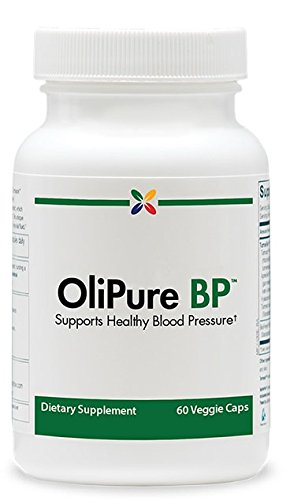 Stop Aging Now OliPure BP™ Blood Pressure Support Formula - 60 Veggie Caps