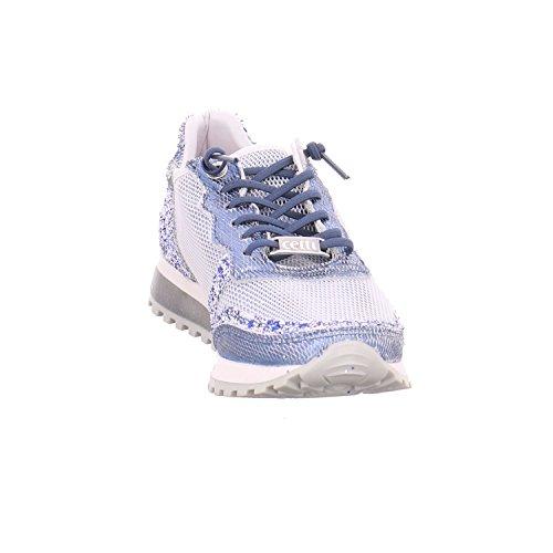 Scarpa Blue Donna Snow Cetti Sra Stringata CettiC Blau 1130 w4XSf