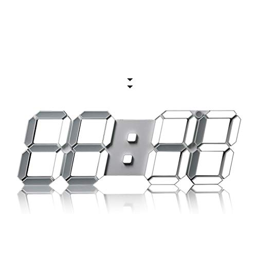 large wall clock digital - 2