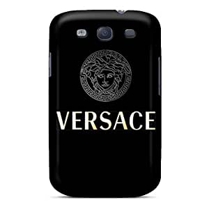 Hot Design Premium Zas5322xicP Tpu Cases Covers Galaxy S3 Protection Cases(versace)