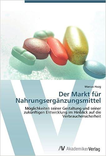 markt nahrungsergänzungsmittel