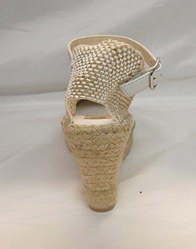 Donna Vidorreta sandalo corda zeppa 13000 sandalia ribete nr.