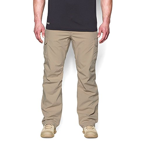 Under Armour Men's Storm Tactical Patrol Pants, Desert Sand/Desert Sand, 30/32