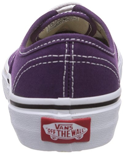 Vans AUTHENTIC Unisex-Kinder Sneakers Violett (plum purple/tru FSE)