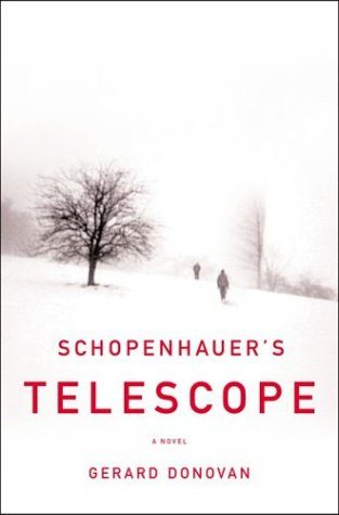 book cover of Schopenhauer\'s Telescope