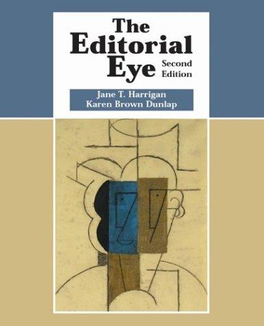 The Editorial Eye