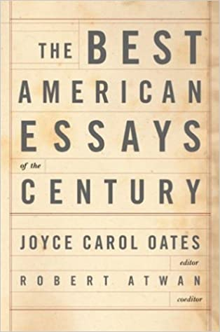Amazon com the best american essays of the century 0046442043700