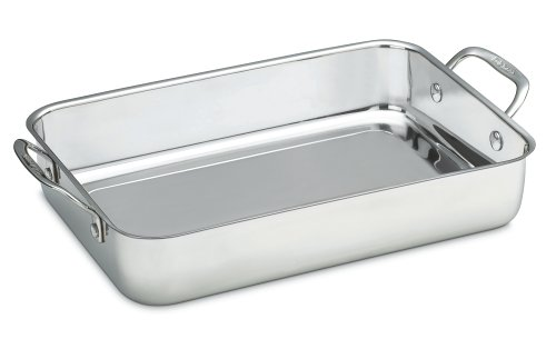 Cuisinart 7117-14 Chef's Classic Stainless 14-Inch Lasagna Pan by Cuisinart
