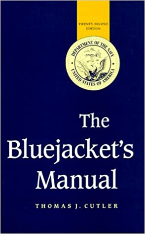 Bluejackets' Manual (Bluejacket's Manual, 22nd ed)