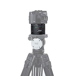 SevenOak SKEBH01 Electronic 360 Degree Panoramic Tripod Ball Head for NEX-6 DSLR Camera (Black)