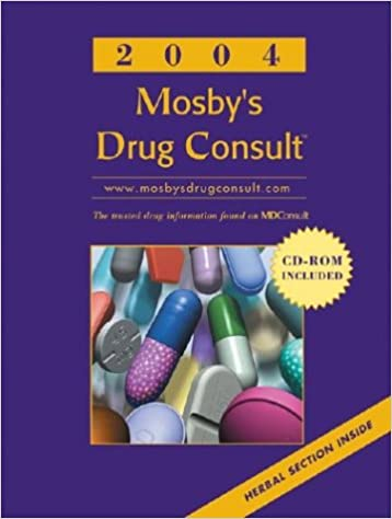 Read online Mosby's Drug Consult 2004: The Comprehensive Reference for Generic and Brand Name Drugs, 14e (Generic Prescription Physician's Reference Book Series) PDF, azw (Kindle), ePub