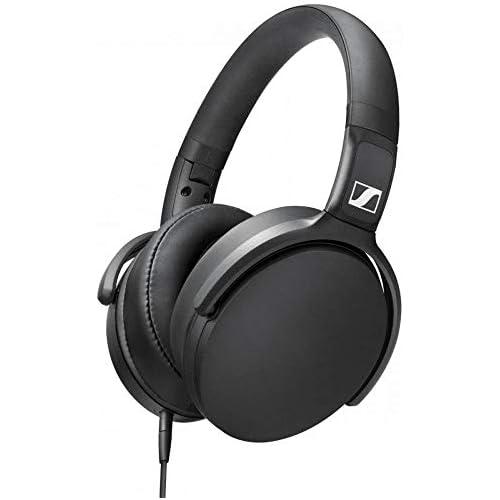 chollos oferta descuentos barato Sennheiser HD 400S Auriculares circumaurales con Control Remoto Inteligente Universal Color Negro