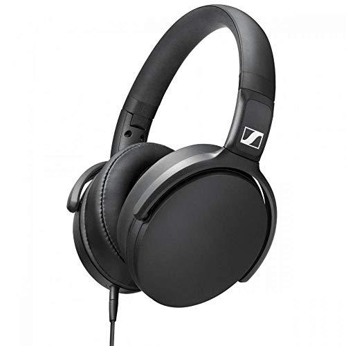 Sennheiser HD 400S over-ear hoofdtelefoon met Smart Remote zwart
