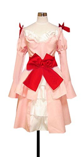 Dreamcosplay Anime Haruhi Suzumiya Pink Dress Cosplay