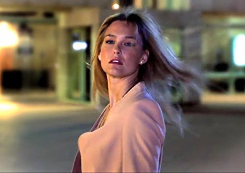 Quality Prints - Laminated 17x12 Vibrant Durable Photo Poster - Supermodel - My Right Word Bar Refaeli Marches to a Different Tune