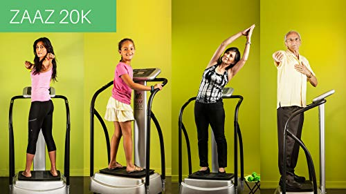 Amazon Com Zaaz 20k The 1 Whole Body Vibration Machine In The