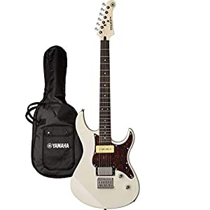Yamaha 6 String Electric Guitar Pack, Right, Vintage White (PAC311H VW) 410DZmXilNL